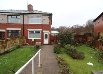 Thumbnail 2 bed semi-detached house for sale in Park Road, Rochdale