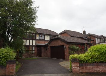 Thumbnail 4 bed detached house to rent in Salisbury Park, Liverpool