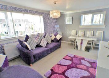 Thumbnail 2 bed flat for sale in Glen More, St Leonards, East Kilbride