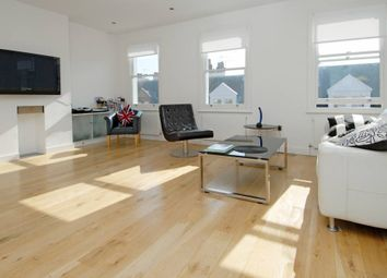 Thumbnail 2 bed flat to rent in Schubert Road, London