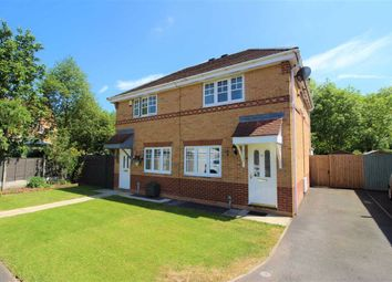 Thumbnail 3 bedroom semi-detached house to rent in Cloughfield, Penwortham, Preston
