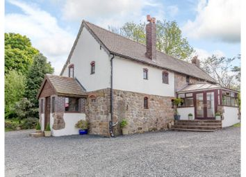 Thumbnail 4 bed country house for sale in Cleeton St. Mary, Kidderminster