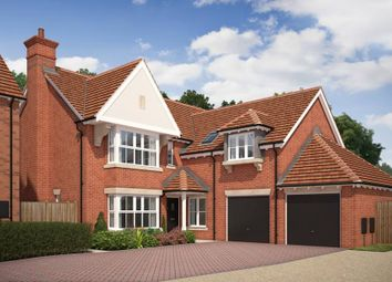 "Thumbnail 5 bed detached house for sale in ""The Malmesbury"" at Park Road, Hagley, Stourbridge"