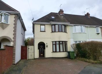 Thumbnail 3 bedroom property to rent in Highfield Road, Kidderminster