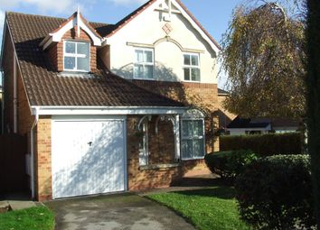 Thumbnail 3 bed detached house to rent in Northwood Drive, Hessle