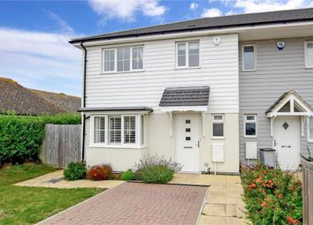 Thumbnail 3 bed end terrace house for sale in Friars Close, Peacehaven, Brighton, East Sussex
