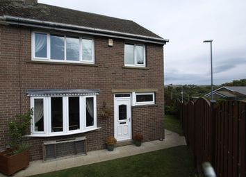Thumbnail 3 bed semi-detached house for sale in The Willows, Oxspring, Sheffield