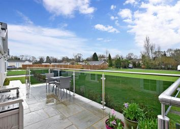 Thumbnail 2 bed mobile/park home for sale in Kirdford Road, Wisborough Green, West Sussex