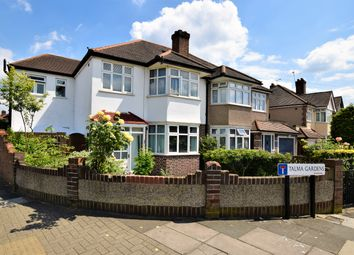 Thumbnail 4 bed semi-detached house for sale in Talma Gardens, Twickenham, Middlesex