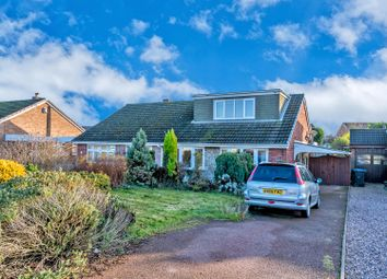 Thumbnail 3 bedroom semi-detached bungalow for sale in Chase Avenue, Great Wyrley, Walsall