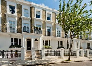 Thumbnail 3 bed terraced house for sale in Redcliffe Road, Chelsea
