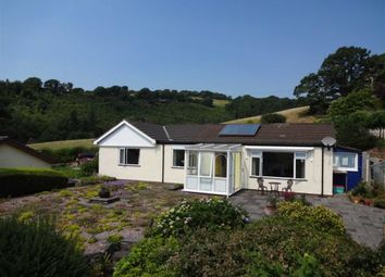 Thumbnail 3 bed detached bungalow for sale in 3, Bro Dulas, Ffriddgate, Machynlleth, Powys