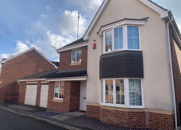 Thumbnail 4 bed detached house for sale in Amber Street, Mansfield