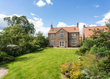 Thumbnail 6 bed detached house for sale in Hall Farm Court, Long Marston, York, North Yorkshire