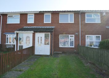 Thumbnail 3 bed terraced house to rent in Heatherway, Stanley, County Durham