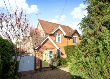 Thumbnail 3 bedroom semi-detached house for sale in North Street, Winkfield, Windsor, Berkshire
