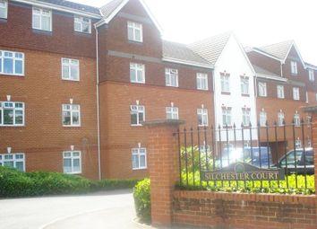 Thumbnail 2 bed flat to rent in London Road, Ashford