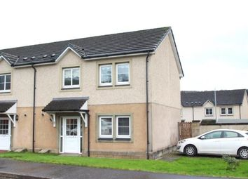 Thumbnail 3 bed semi-detached house for sale in Mill Court, Newmilns, Kilmarnock, East Ayrshire