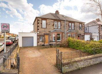 Thumbnail 3 bed semi-detached house for sale in Liberton Gardens, Edinburgh