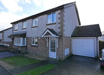 Thumbnail 3 bed semi-detached house for sale in 15 Croft Head View, Lowca, Whitehaven, Cumbria