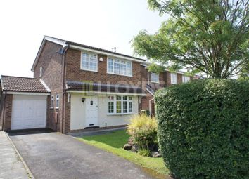 Thumbnail 3 bed detached house to rent in Vincent Close, Great Sankey, Warrington