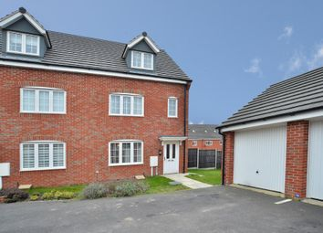 Thumbnail 4 bed semi-detached house to rent in Buckland Close, Sutton-In-Ashfield