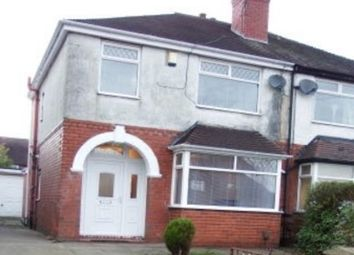 Thumbnail 3 bedroom semi-detached house to rent in Milton Road, Sneyd Green, Stoke-On-Trent