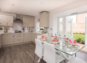 "Thumbnail 3 bedroom detached house for sale in ""Morpeth II"" at Blackpool Road, Kirkham, Preston"