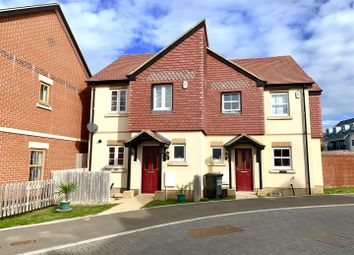 Thumbnail 2 bed semi-detached house for sale in Gentian Way, Weymouth