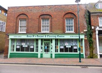 Thumbnail Retail premises for sale in 23 High Street, Sittingbourne