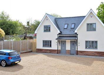 Thumbnail 3 bed semi-detached house for sale in High Street, Wethersfield, Braintree