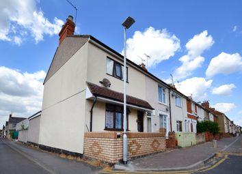Thumbnail 3 bed end terrace house for sale in Morris Street, Swindon