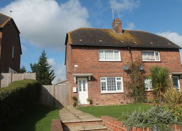 Thumbnail 3 bed semi-detached house for sale in Pixot Hill, Brenchley, Tonbridge