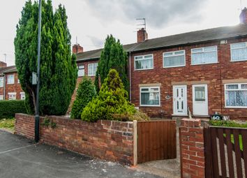 Thumbnail 2 bed terraced house for sale in Burton Avenue, Balby, Doncaster