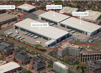 Thumbnail Industrial to let in Elstree Distribution Park, Elstree Way, Borehamwood