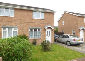 Thumbnail 2 bed semi-detached house for sale in Christian Close, Weston-Super-Mare