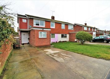 Thumbnail 4 bed semi-detached house for sale in Spring Chase, Wivenhoe, Colchester, Essex