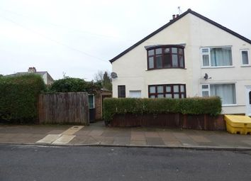 Thumbnail 2 bed semi-detached house for sale in Pool Road, Newfound Pool, Leicester, Leicestershire