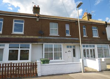 Thumbnail 3 bed terraced house for sale in Cliftonville Road, St. Leonards-On-Sea
