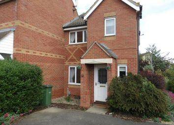 Thumbnail 3 bed semi-detached house for sale in Middleham Close, Peterborough, Cambridgeshire