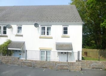 Thumbnail 3 bed end terrace house for sale in Kelly Bray, Callington, Cornwall