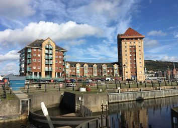 2 bed flat for sale in Pocketts Wharf, Maritime Quarter, Swansea SA1