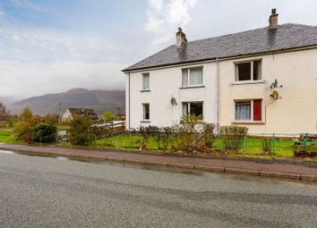 Thumbnail 2 bedroom property for sale in Leven Terrace, Ballachulish, Highland