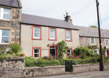Thumbnail 3 bed terraced house for sale in High Street, Earlston