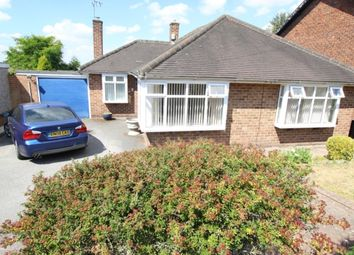 Thumbnail 3 bedroom detached bungalow for sale in Chatsworth Road, Worksop