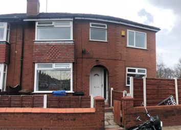 Thumbnail 1 bed property to rent in Gill Street, Stockport