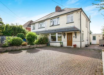 Thumbnail 3 bed semi-detached house for sale in Park View, Wotton Lane, Lympstone, Exmouth
