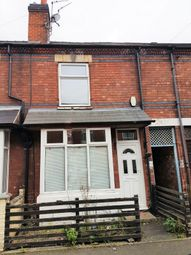 Thumbnail 3 bedroom terraced house for sale in Carlton Street, Horninglow DE13, Horninglow,