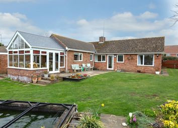 Thumbnail 3 bed detached bungalow for sale in Coney Weston Road, Sapiston, Bury St. Edmunds