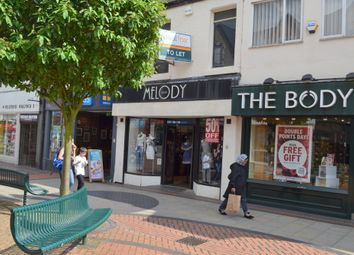 Thumbnail Retail premises to let in 135 High Street, Scunthorpe